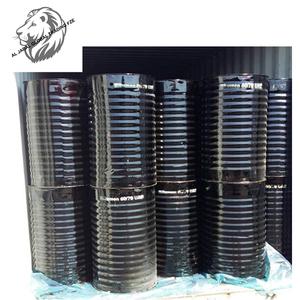 Bitumen 60/70 60 70 for asphalt 180kg 150kg new steel drums UAE origin road  construction and roofing bitumen