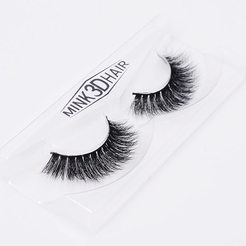 100% mink strip eyelashes makeup private lashes mink lashes eyelash extension 3d volume lashes vendor фото
