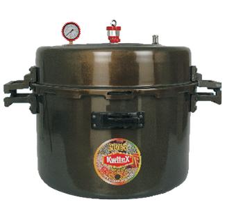200 Litres Aluminum Jumbo Pressure Cooker (169 Quarts)
