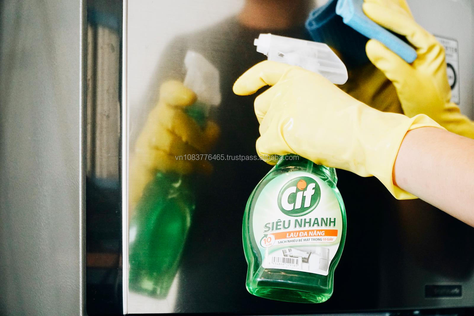 Glass Cleaner Superr 520ml 24bottles/carton