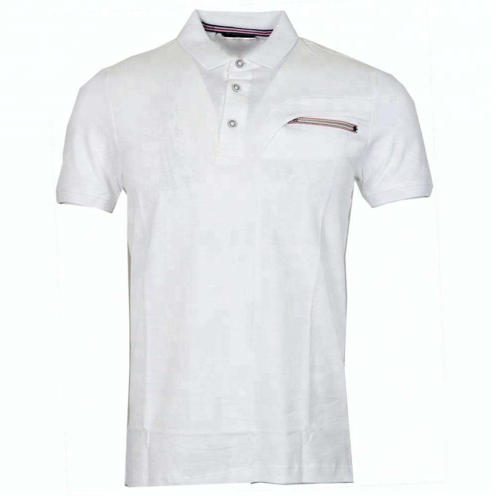 Wholesale Mens 100 Cotton Polo Shirts With Customized Logo