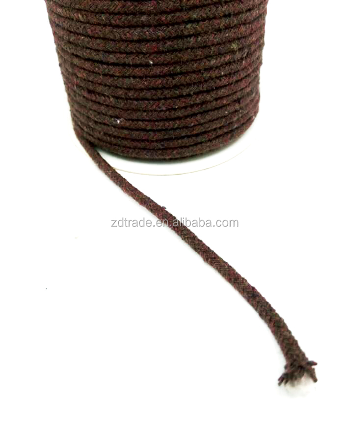 1ROLL to SELL! 25.0Meters 3.0MM Cotton Braid ROPE