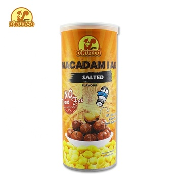 150g D'NUTCO Salted Macadamias