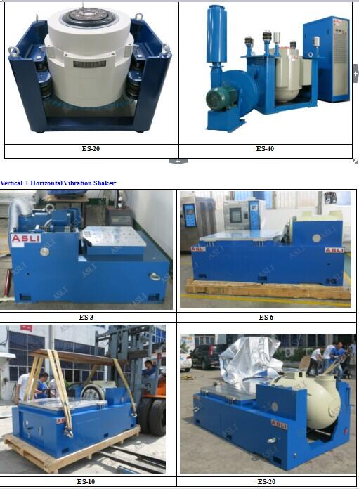 iec 68-2-6 lab led universal low frequency vibration test machine high precision vibration shaker