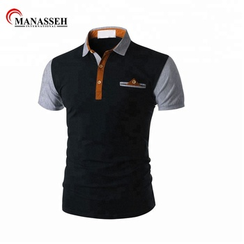 Polo Shirt 100 Polyester Dri Fit Cut Work New Design Custom Sublimation Shirts Sport Men Breathable