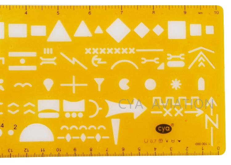 Série 2 MILITAIRE DE L/'OTAN carte plan//marquage Stencil