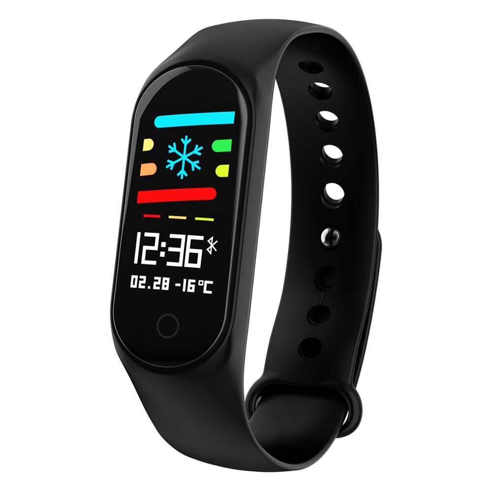 Global Version Pulsera Inteligente Fitness Tracker Original Miband 4 Smart Bracelet M3S Like Xiaomi Mi Band 4