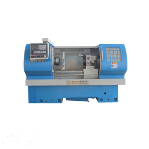 CK6150 High quality horizontal cnc lathe with bar feeder