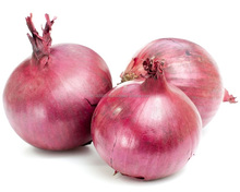 Indian Fresh Red Onions