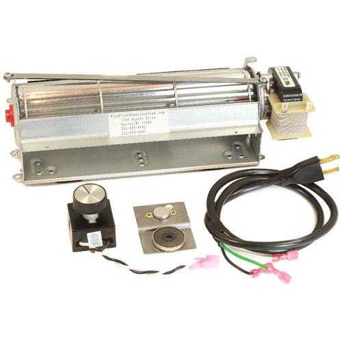 alpha-ene.co.jp Direct store Parts Kit DN118 Fireplace Blower ...