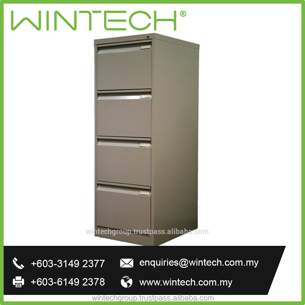 4 Drawer Steel Filing Cabinet Metal Vertical Filing Office Cabinet In  Malaysia   Buy Office Filing Cabinet,4 Drawer Steel Filing Cabinet,Vertical  Filing ...