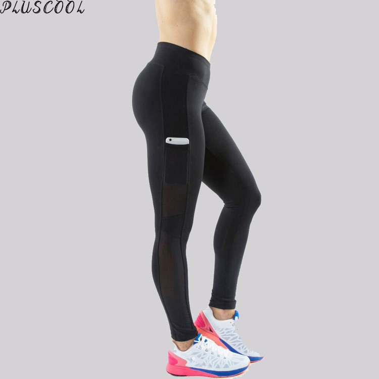 c07cd6eee5 2019 High quality high rise cross strap back sexy girls workout yoga  leggings