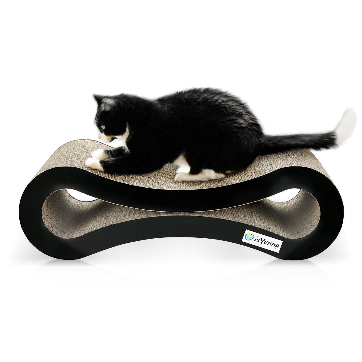 Buy Pawaboo Cat Scratcher Lounge Premium Corrugated