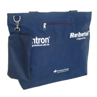 Promotional printed beach and congress bags