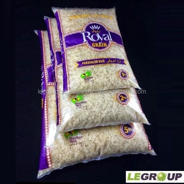 5kg White Parboiled Rice