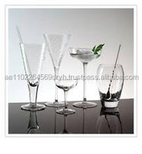 Best Priced Glassware / Table ware for Restaurant and Hotels in Duabi
