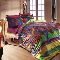 BEST PRICE TURKISH QUALITY 100% COTTON BED LINEN / DUVET COVER / COMFORTER SET