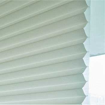 Taiwan Fabric Supplier Made to Order Wavy Shades Light Filtering Roman Blind