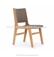 high quality teak sapayo garden chair indonesia furniture