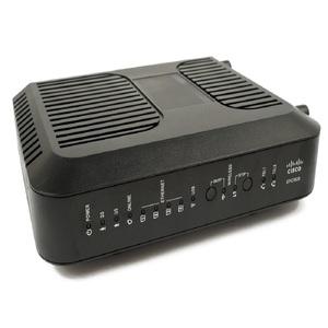 Cisco EPC3928 AD Docsis / EuroDocsis 3 0 8x4 Dual WIFI 2 4 & 5G Cable Modem  eMTA