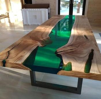 size 40 845df 82623 Luxury Indian Epoxy Resin Walnut Dining Table,Office Desk - Buy Antique  Dining Table,Modern Luxury Office Desks,Transparent Epoxy Luxury Table  Product ...