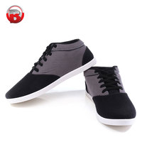 New Arrival Low Price Soft Flat Casual Shoes Jeans Canvas Shoes Man