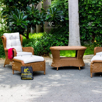 Royal Design Pvc Rattan Sofa Set For Outdoor Or Living Room Buy