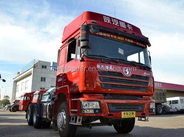 China Brand SHACMAN F3000 6x4 Tractor Truck Spare Parts for sale