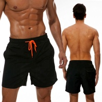 2019 Men Swimsuit Boxer Shorts Swim Trunks