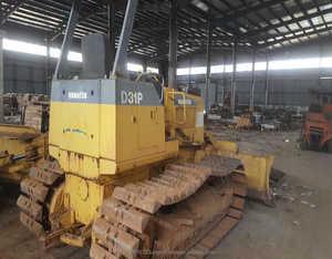 Used Bulldozer Komatsu D31P-20 for sale/komatsu bulldozer d31p-20 low price