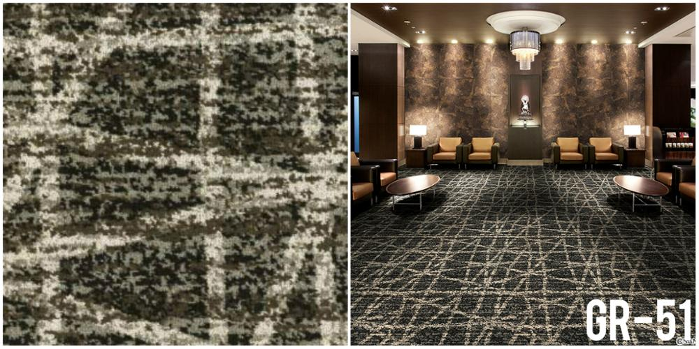 Sangetsu Colortec Carpet, Japanese Brands , Traditional Designs ,Made in Japan, Sample Available
