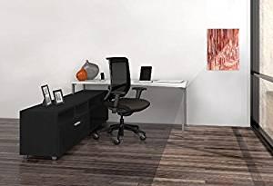 "Mayline Reconfigurable Table Desk W/Storage Cabinet & Lateral File Desk: 60""W X 24""D X 29.5""H Open Storage Cabinet: 30""W X 18""D X 21.75""H Lateral File Storage Cabinet: 30""W X 18""D X 21.75""H"