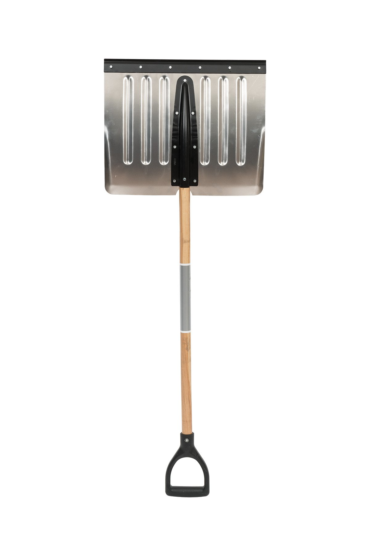 "Seymour SV-SS22 18"" Blade Structron Snow Shovel, 41"" Hardwood Handle, Poly D-Grip"