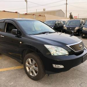 JAPAN USED CAR FOR SALE TOYOTA HARRIER 2007 240G L Package