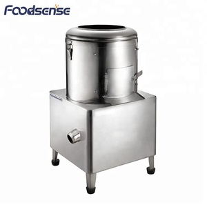 Food Processing Machines! ! ! Potato Peeler 10kg, Stainless Steel Body, PP8