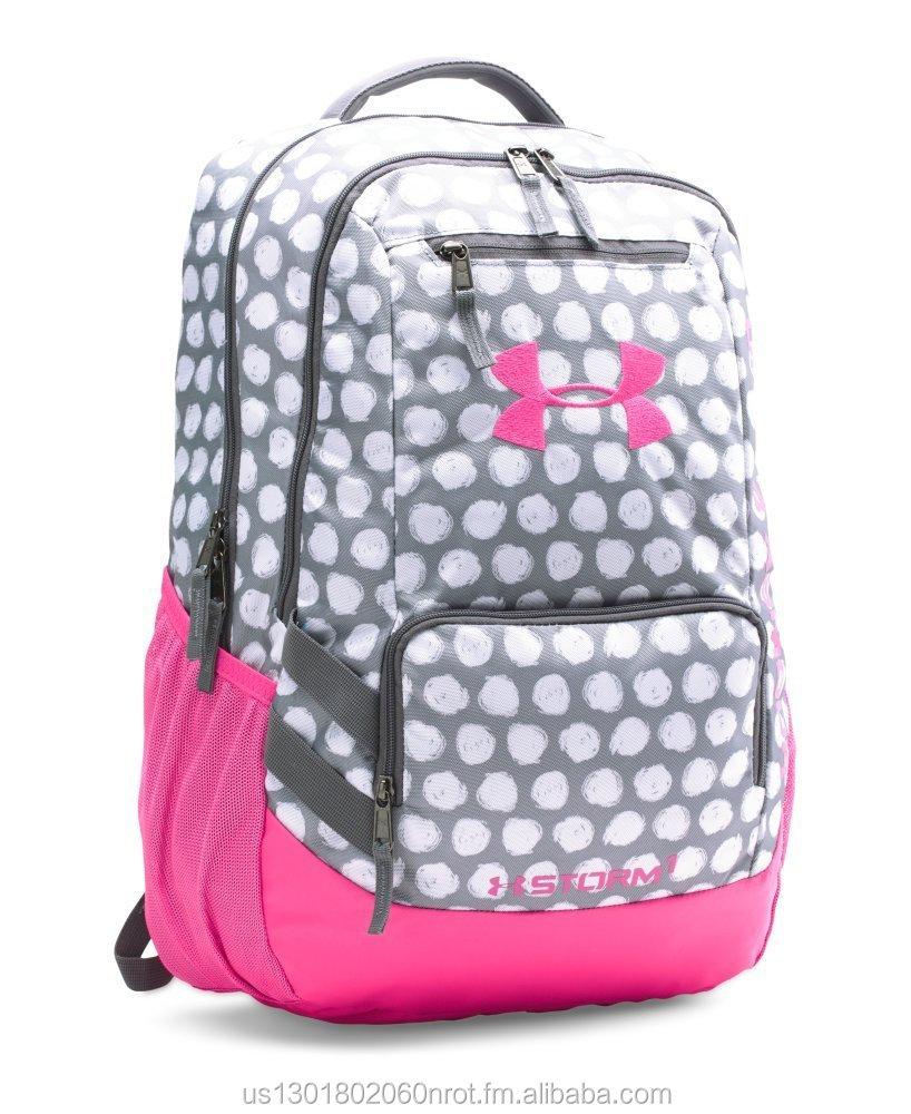 under armour polka dot backpack