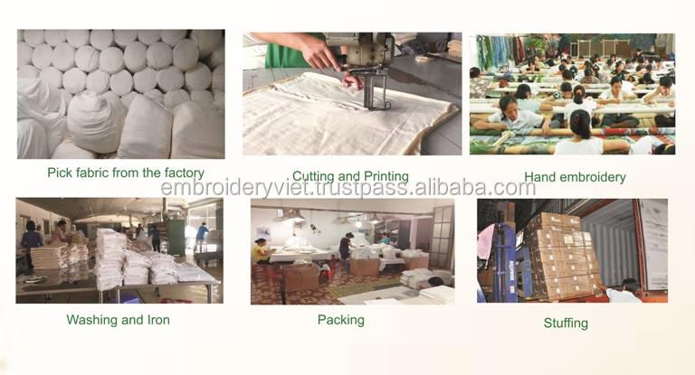 Vải lanh trắng rèm với thêu mẫu Vải Lanh Vải Làm Bằng Vải trong Lithuania