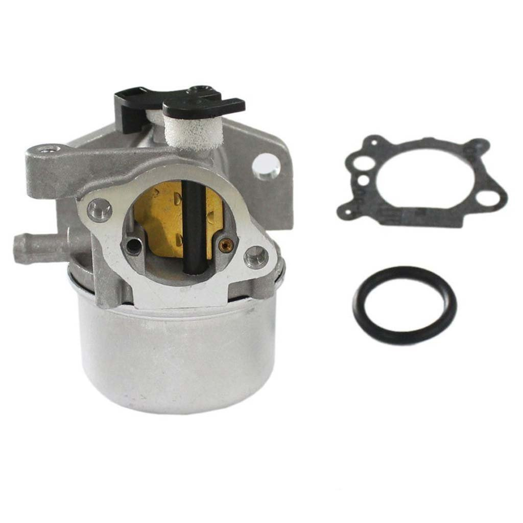 "HURI Carb Carburetor for Briggs & Stratton 22"" Toro Craftsman 7.5HP 190cc Gold Engine 675"