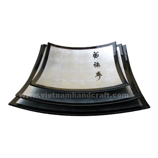 Best selling quality eco-friendly handmade vietnam lacquered interior home decor