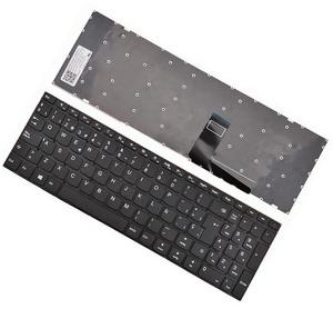 Good Price laptop keyboard for Lenovo Ideapad 110-15ACL 110-15AST 110-15IBR  Black win8 repair SP LA Spanish laptop SP keyboard