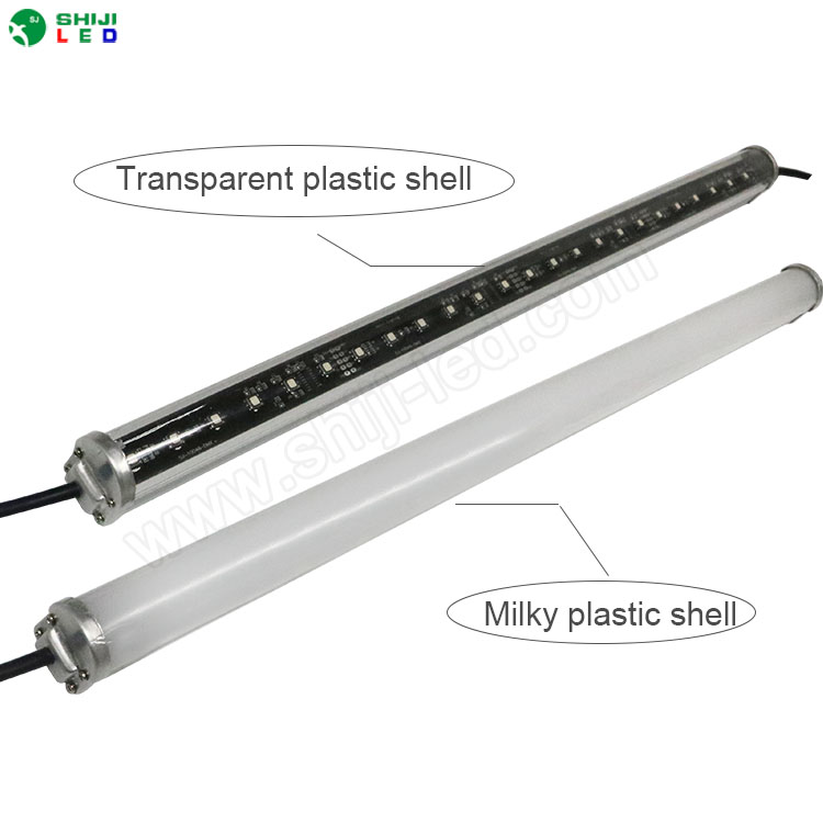 Waterproof led wall washer DMX 24V RGB stage light digital led bar