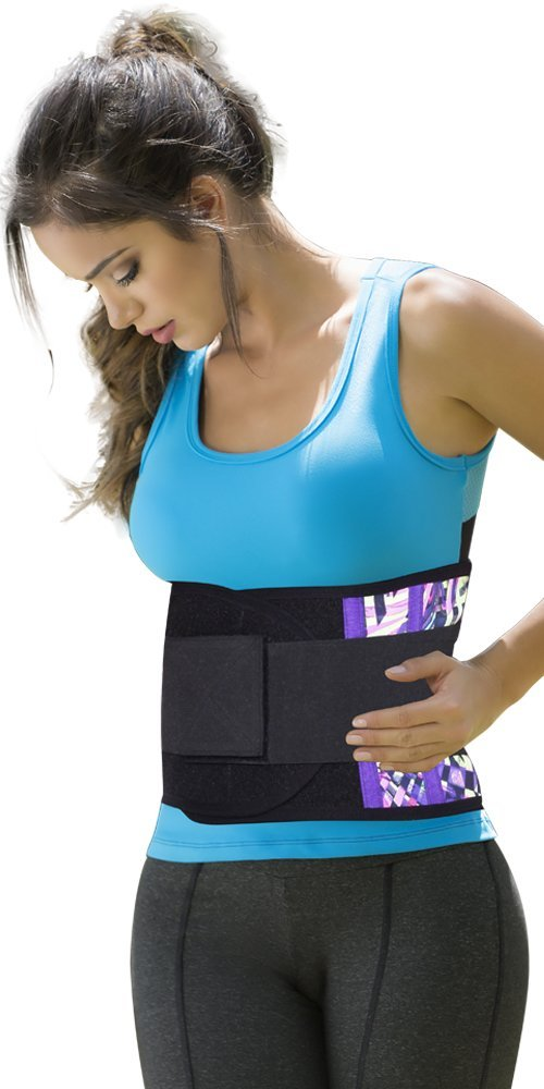ac792612fdb61 Get Quotations · Thaxx Colombian Shapewear Women s Workout Waist Trainer