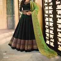 The Wholesale India Bazaar Presents Best Quality Party & Wedding Wear Anarkali Gown Suits.