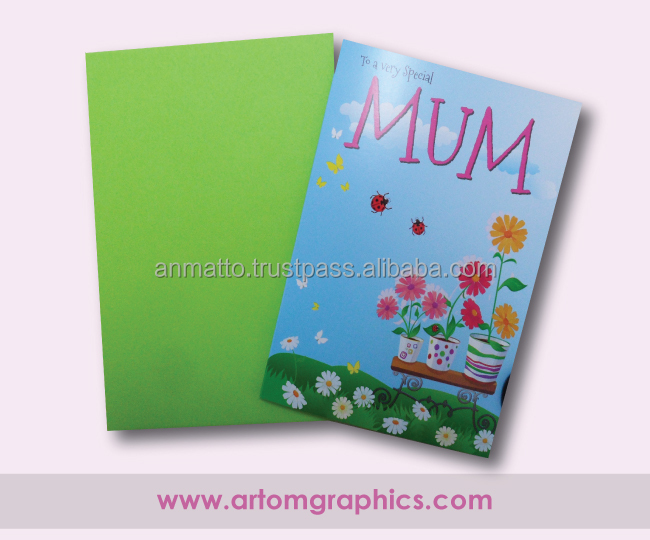 Greeting card for Mother's Day - There is no other person who can take the place of yours in my heart