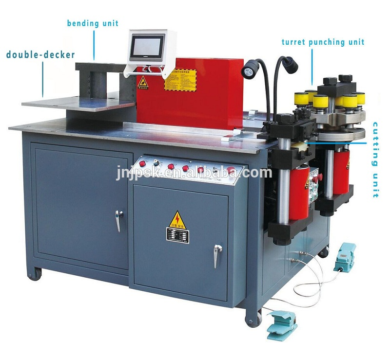 800 CNC busbar machine 001