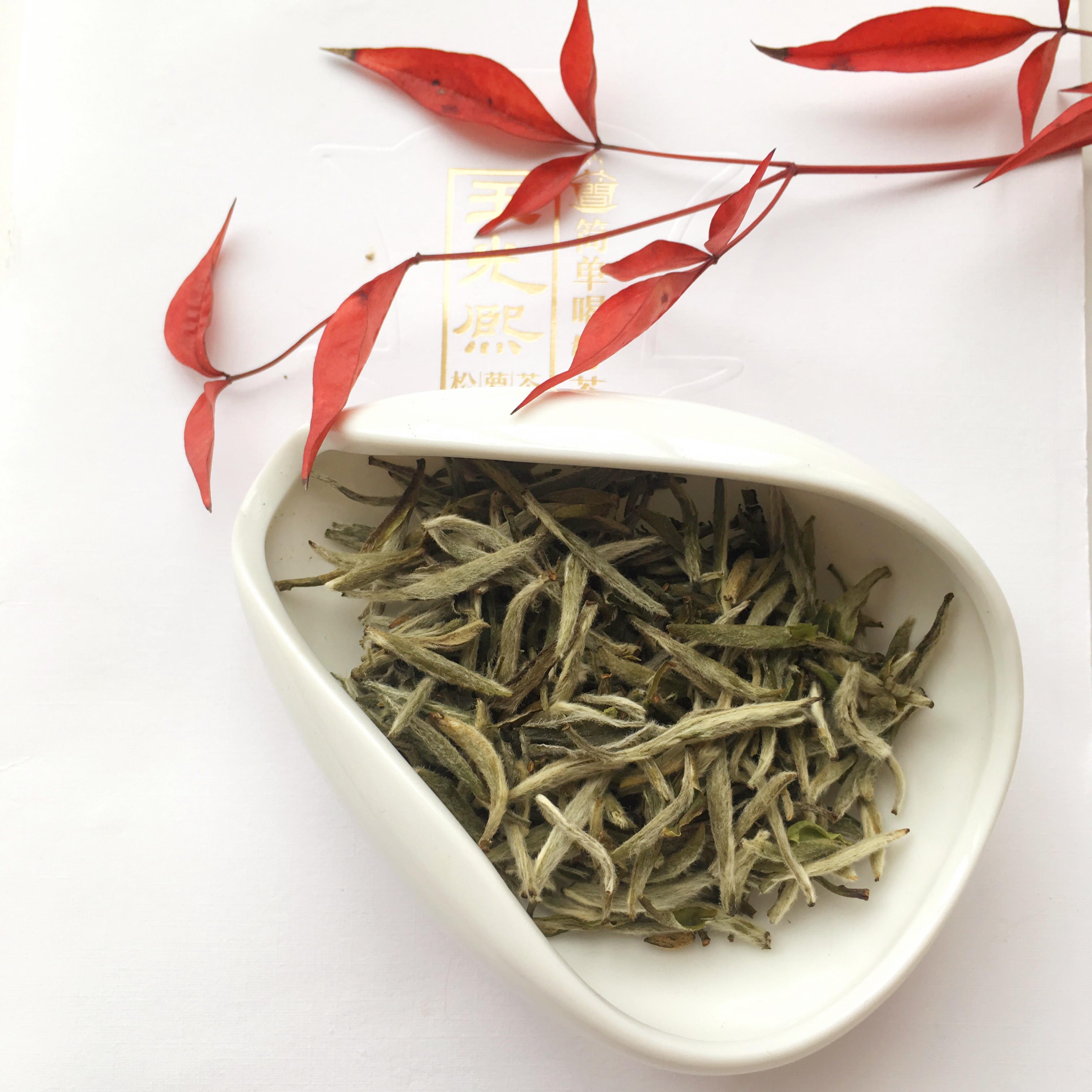 EU standard Sliver Needles bai hao yinzhen white tea - 4uTea | 4uTea.com