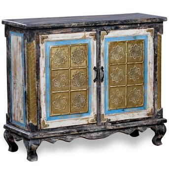 Industrial & Vintage Antique Wood 2 Door Small Living Room Furniture  Cabinet - Buy Vitrine Living Room Cabinets,Living Room Cabinet  Design,Antique ...