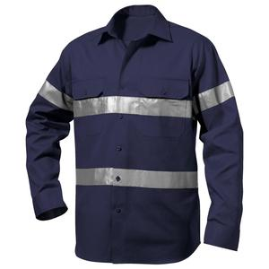 custom hi vis workwear shirts men tyovaatteet