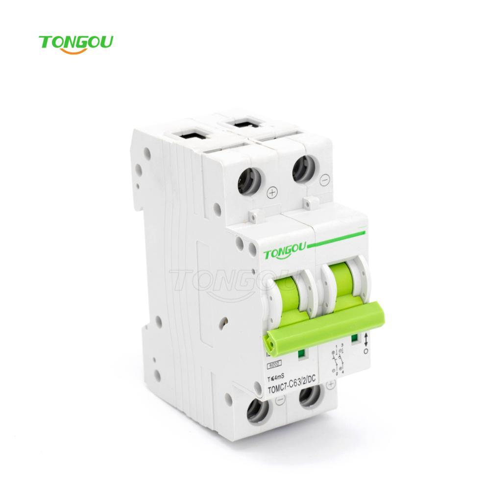 Amazing Ac Mcb 1P 2P 3P 4P 6A 16A 20A 40A 63A Ac 230V 400V Electric Mini Wiring Digital Resources Indicompassionincorg