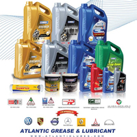 OEM approved Synthetic Motor Oil